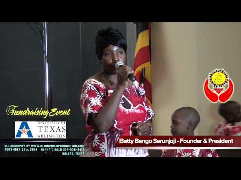 Part 1 –  Fundraising Event @ UTA Arlington – Malaika Orphanage Children Foundation