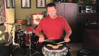 A Fresh Approach to Snare Drum: Lesson 1 (C): Double Stroke Roll