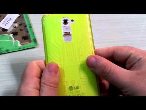 Foto Video recensione cover Cruzerlite logo Android LG G2