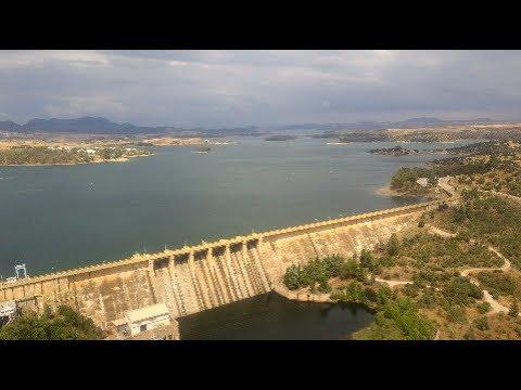 Embalse de Orellana (Extremadura)   DJI Mavic Pro