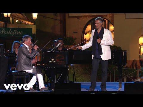 Andrea Bocelli Interpreta En Vivo Bésame Mucho