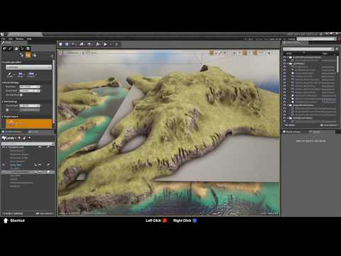 ARK: DevKit - Mapping Tutorial - Custom River/Lake Meshes
