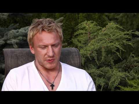 Marian Hossa -- Day with the Stanley Cup