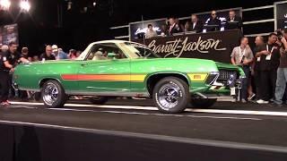 @Barrett-Jackson Ford Muscle Cars #Boss302Mustang #Boss351Mustang #CobraJet Ranchero