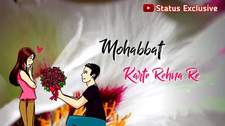 Jaana Ve - Arijit Singh || 👫 Romantic WhatsApp 😍 Status || Status Exclusive