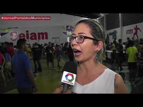 Alunos de Escolas públicas de Bela Vista do Maranhão participam de feira de Produção Científica