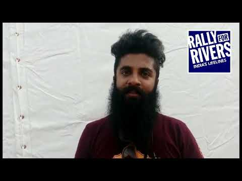 Vasu Dixit for Rally for Rivers