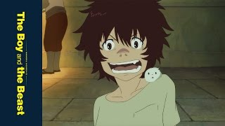 The Boy and the Beast - English Clip - Lost in Jutengai