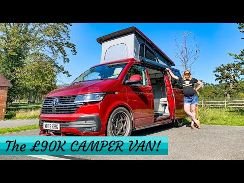 Bus And Beyond Ecowagon T6.1 camper van review