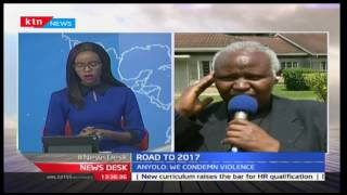 KTN NewsDesk : Interview view Bishop Cornelius Korir on the issued statement on state of the nation