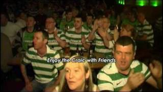 preview picture of video 'Watch CELTIC at the FELONS West Belfast'