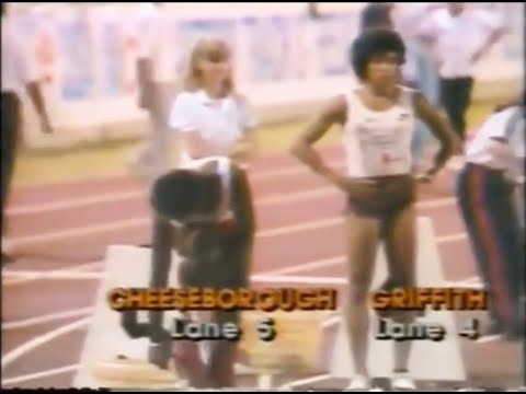 Ashford vs. FloJo - Women's 200 1983 US Outdoor Championships