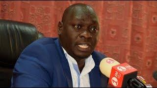 Cherangany MP Joshua Kutuny tables vital documents on taxing bottled water