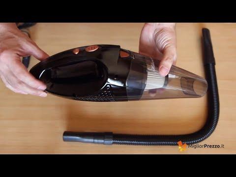 Aspirapolvere per auto Hikeren Video Recensione