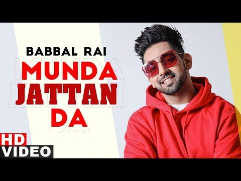 Munda Jattan Da Lyrics