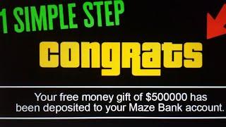 GTA online how to setup 2-step verification for free money!!!