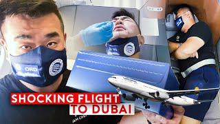 Shocking Business Class Flight to Dubai – Dubai Arrival Procedures