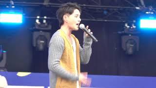[4K] DEAN   And July (원곡 Heize & Feat.Dean) (170924 조이올팍 페스티벌)