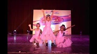 Chin Chin Chu | Oye Oye | Small Girls Dance Performance | Step2Step Dance Studio | Mohali-Chandigarh