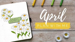 april 2019 bujo plan with me - TH-Clip