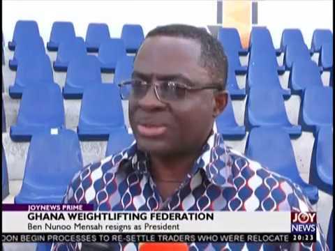 Ghana Weightlifting Federation - Joy Sports Prime (13-8-18)