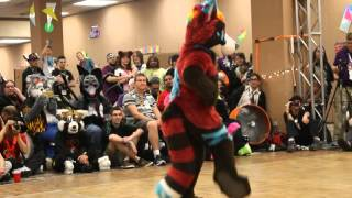 Zenny - BLFC 2014 Fursuit Dance Competition