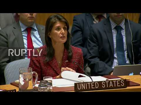 UN: US resolution on alleged Syrian chemical weapons use vetoed at UNSC