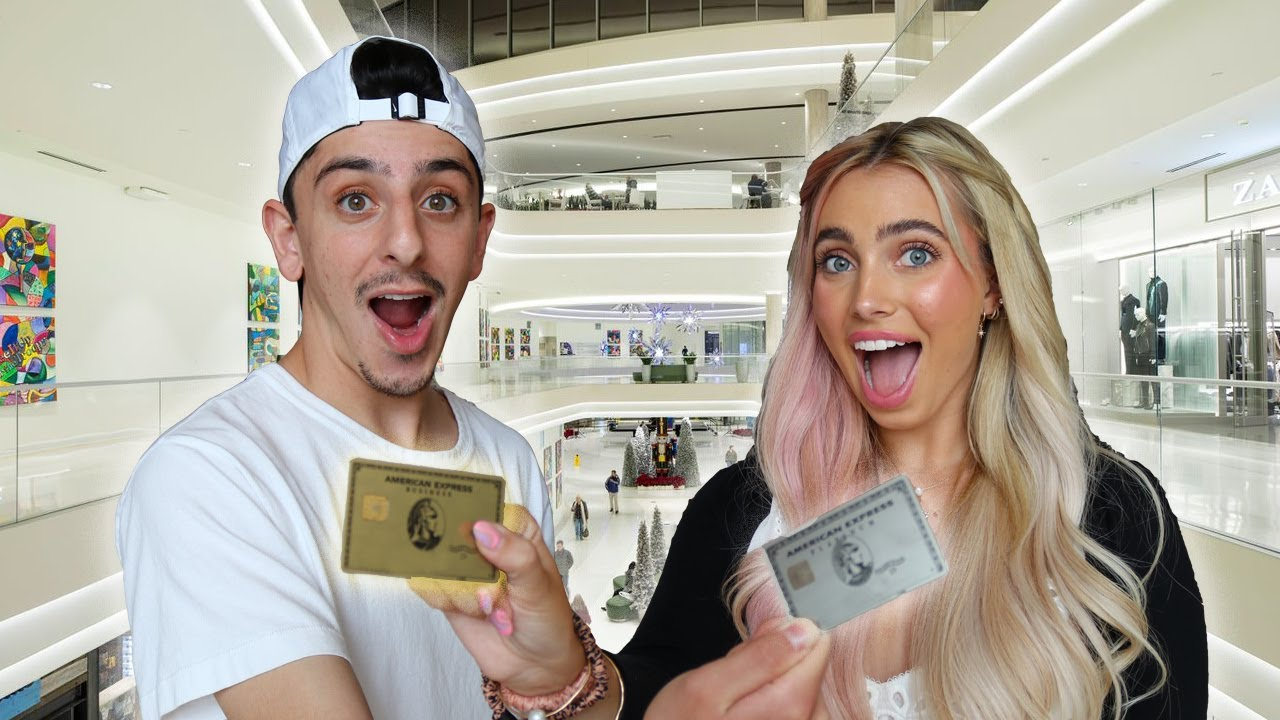 CHARGE CARD SWAP WITH FAZE CARPET! thumbnail