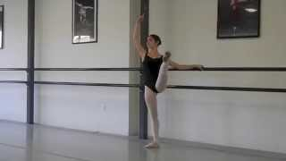 Petrov Ballet Audition Video