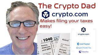 How to File your Crypto Taxes Using Crypto.com & CoinTracker