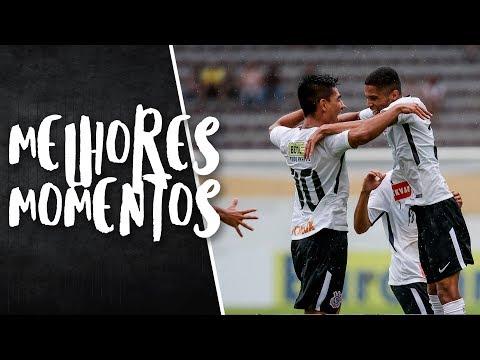 Melhores momentos - Corinthians 5x0 Pinheiro-MA - Copa São Paulo