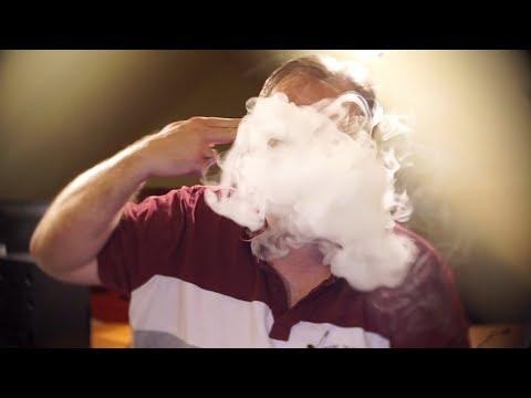 Dohányzás fogfájás közben