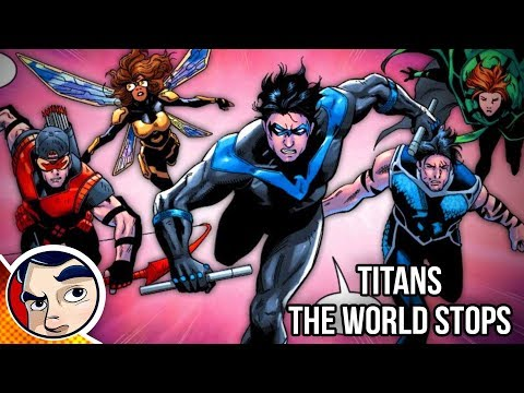"""Titans """"Flash Back From The Dead?! Betrayed Again?"""" – Rebirth Complete Story"""