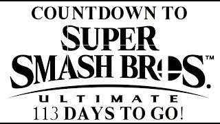 Countdown to Ultimate! SSB Melee - Classic, Adventure and All-Star with Marth (113 Days To Go)