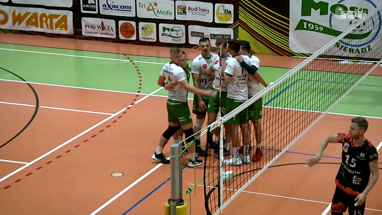 Siatkarski weekend z Tubądzinem Volley MOSiR Sieradz