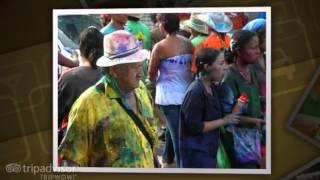 preview picture of video 'Bolivia Tourism: Carnival (Carnaval) in Bolivia'