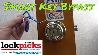 (1351) Review: Bypass Tool for Smartkey (Weiser, Kwikset & Clones)