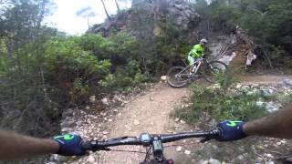 preview picture of video 'Marcha BTT Titaguas 2014 - De La Tosquilla a Juncanilla'