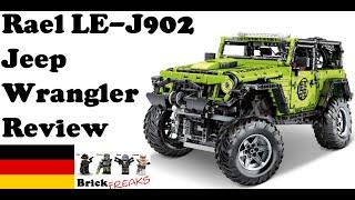 Rael LE-J902 - Jeep Wrangler - Review
