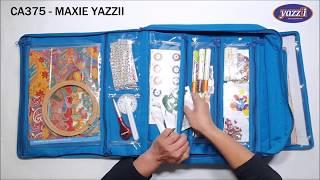 CA375 – Maxie Yazzii | Yazzii Craft Bags | Multi-purpose Organizers
