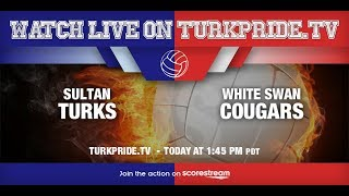 Lady Turk Volleyball!  Sultan vs White Swan