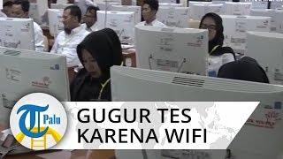 Gara-gara Wifi, Peserta Tes CPNS di Makassar Gugur