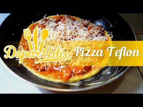 Video RESEP PIZZA TEFLON
