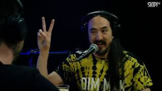 Steve Aoki On 'Neon Future III', working with blink-182 & BTS and future projects: The Music Podcast