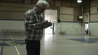 Gregg Randall Flying Shogun Helicopter 12-7-2005 Whiting Center