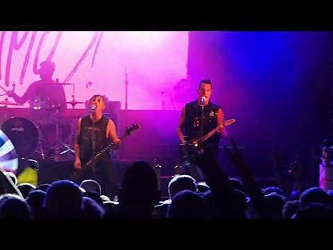 Betontod - Keine Popsongs - live beim Hütte Rockt 2018