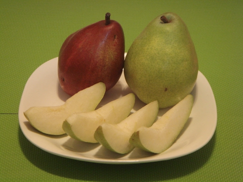 Video Anjou Pear: How to Eat D'Anjou Pear