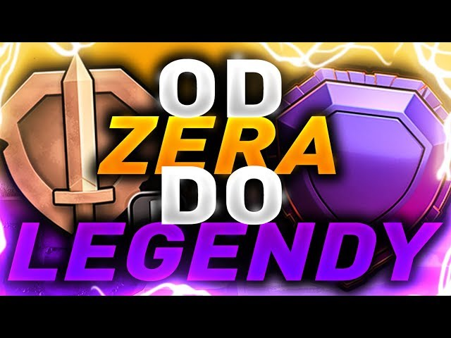 OD ZERA DO LEGENDY! #1 | Clash Of Clans Polska