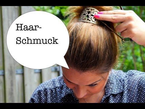 What can i do - Verschiedene Frisuren mit einfachen Hilfsmitteln