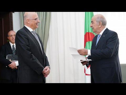 Δένδιας: Ελλάδα και Αλγερία ενάντια σε κάθε είδους ξένη εμπλοκή στη Λιβύη…
